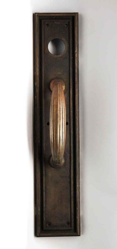 Antique Art Deco Russwin Bronze Door Pull  sc 1 st  Olde Good Things & Antique Door Pulls | Olde Good Things