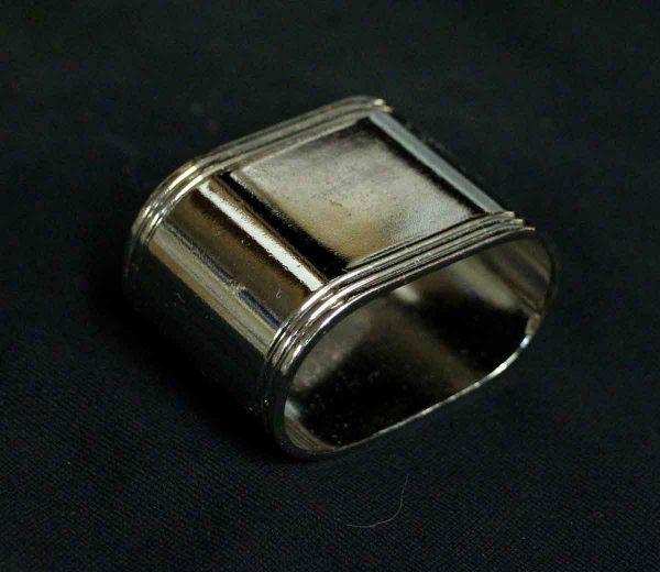 Kitchen - Waldorf Astoria Silver Plated Napkin Holder