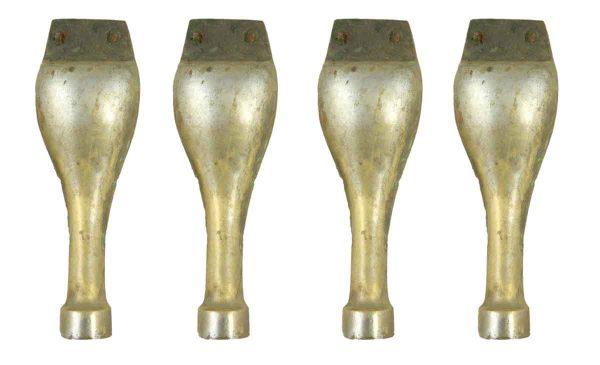Other Cabinet Hardware - Set of Steel Medical Cabinet Furniture Legs