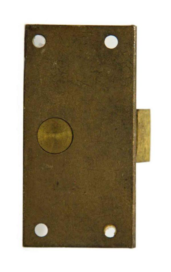 Other Cabinet Hardware - Vintage Cabinet Mortise Lock