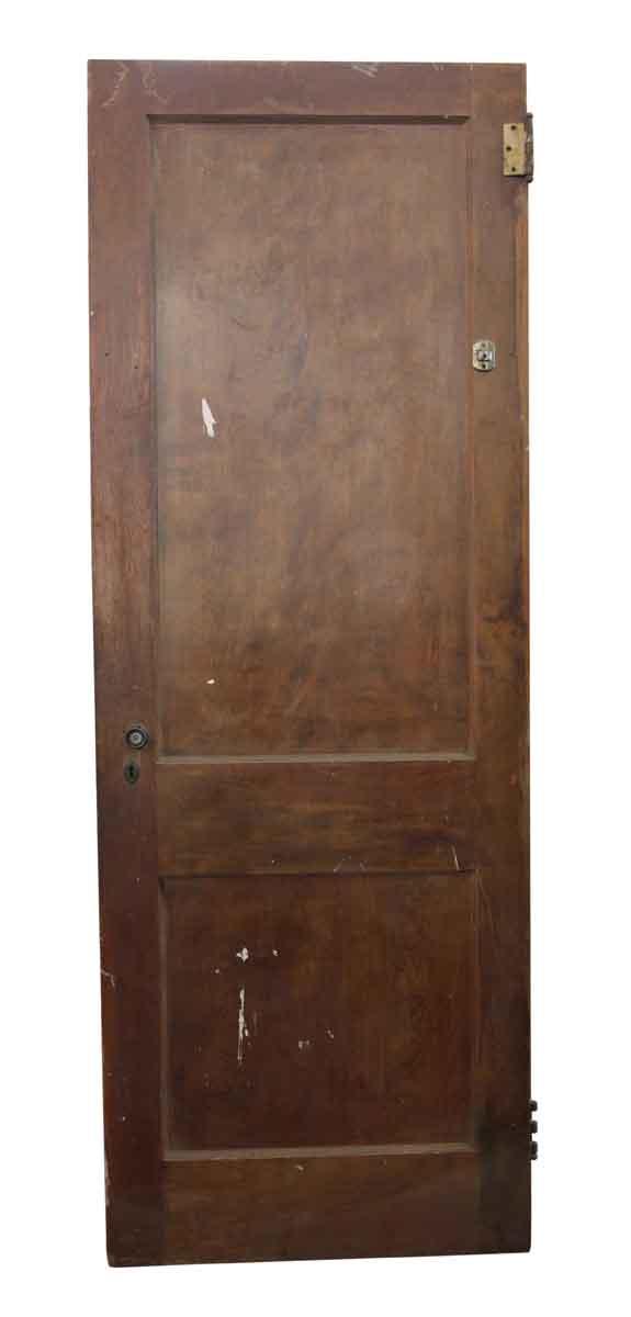 Standard Doors - Dark Tone Two Panel Door