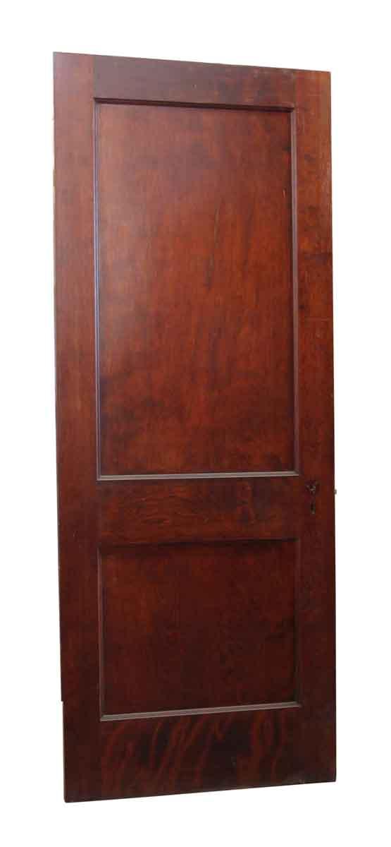 Standard Doors - Two Panel Wooden Vintage Door