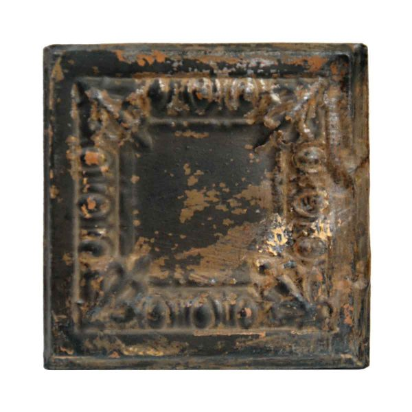 Tin Panels - Cove Brown Antique Tin Panel