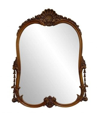 antique wall mirrors framed antique floral wall mount mirror mirrors olde good things