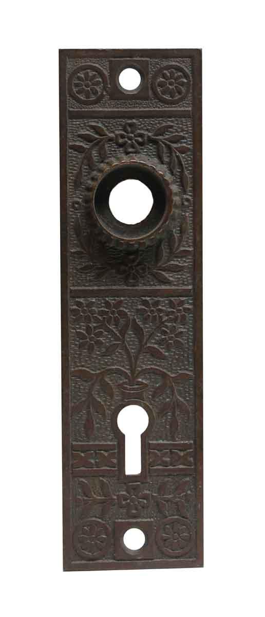 Back Plates - Bronze Aesthetic Keyhole Back Plate