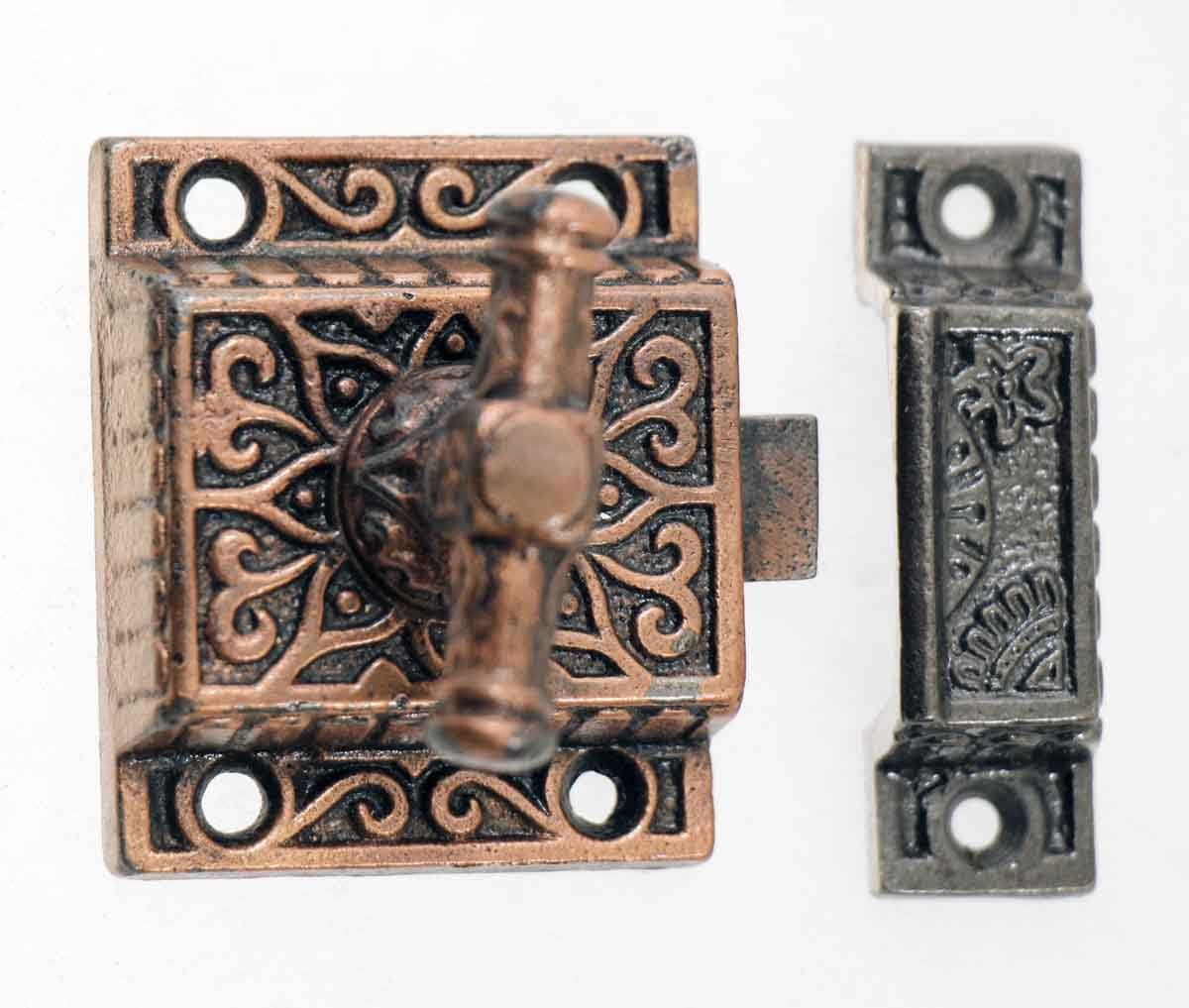 Cabinet & Furniture Latches - Antique Aesthetic Cabinet Latch - Antique Aesthetic Cabinet Latch Olde Good Things