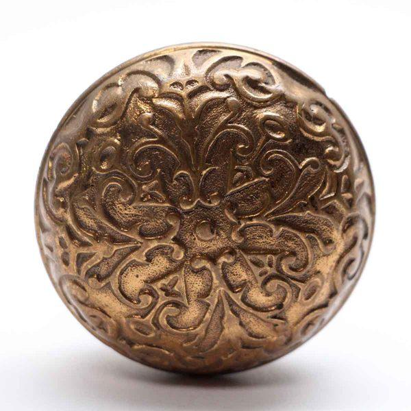 Door Knobs - A.G. Newman Hardware Bronze 4 Fold Door Knob