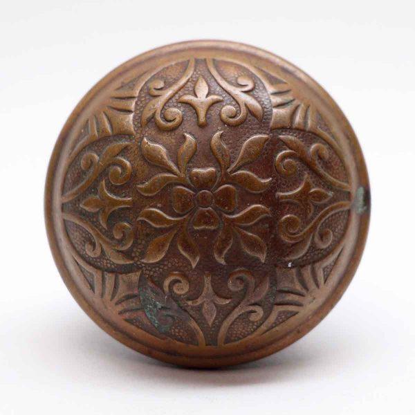 Door Knobs - Antique Brass Lockwood Vernacular Door Knob
