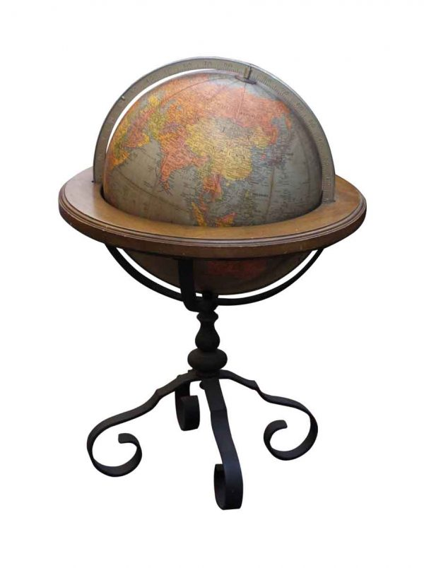 Globes & Maps - Brandt Library Globe