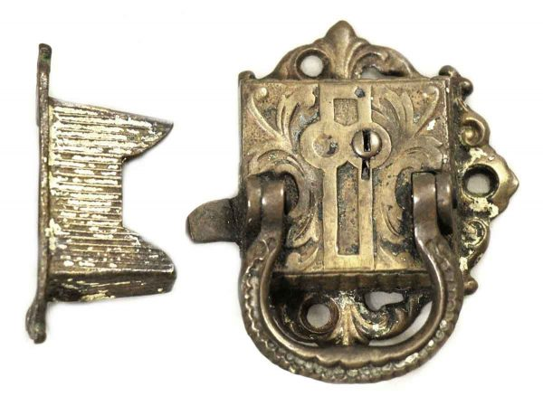 Ice Box Hardware - Vintage Ice Box Latch from 1800s