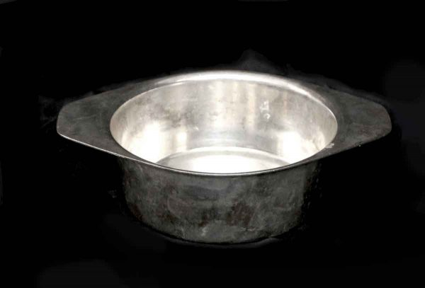 Kitchen - Salvaged Waldorf Astoria Silver Plated Bowl with Handles