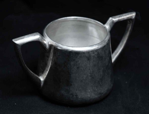 Kitchen - Salvaged Waldorf Silver Plated Sugar Bowl