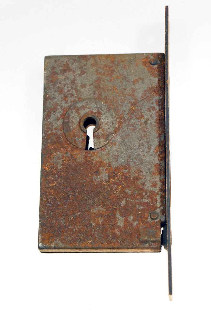 Antique Pocket Door Handles Corbin Lock Set Olde Good Things