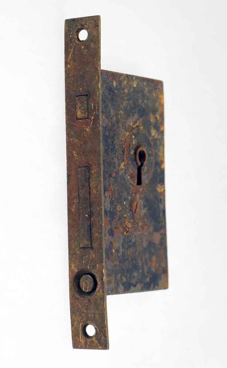Antique Pocket Door Handles Amp Corbin Lock Set Olde Good