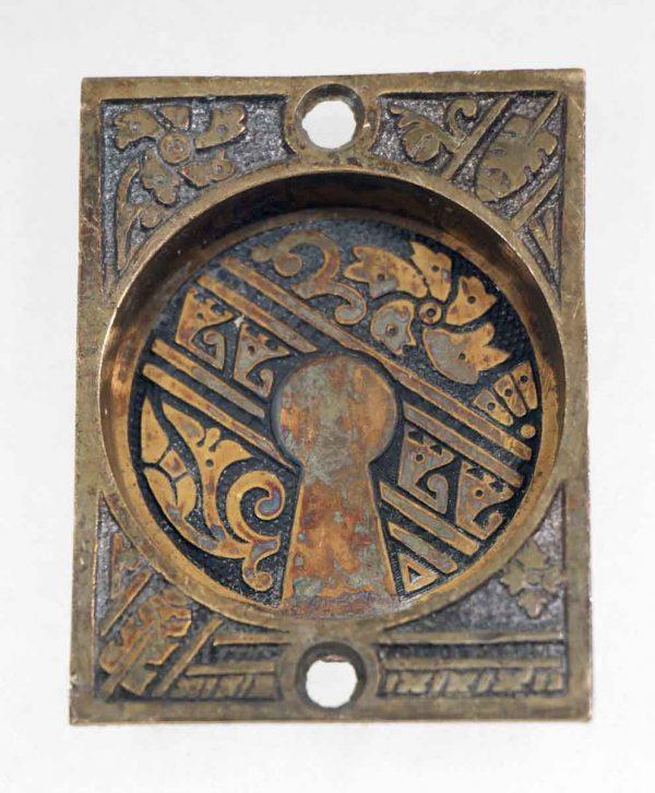 Pocket Door Hardware - Aesthetic Pocket Door Recessed Handle