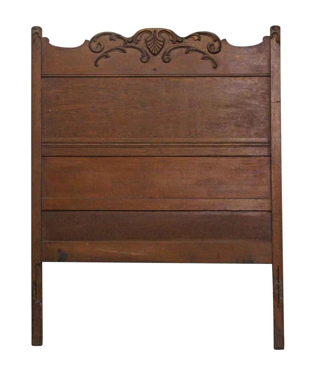 Victorian Wooden Full Size Headboard Set Olde Good Things