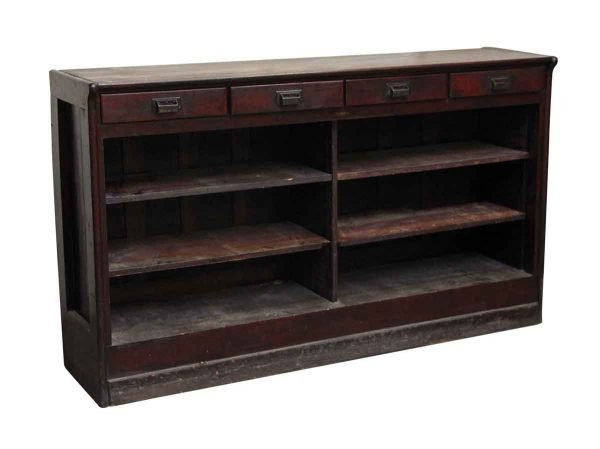Cabinets - Mclean Mfg. Wall Showcase Base Cabinet