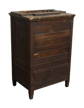 national wooden cash register cabinet - Antique Cabinets