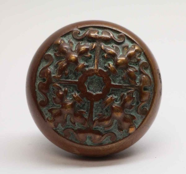 Door Knobs - Antique Bronze Norwalk Door Knob