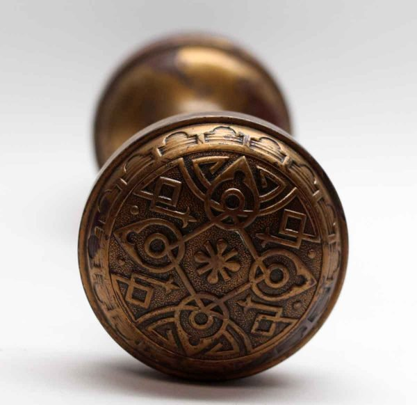 Door Knobs - Bronze Vernacular Norwalk Door Knob Set