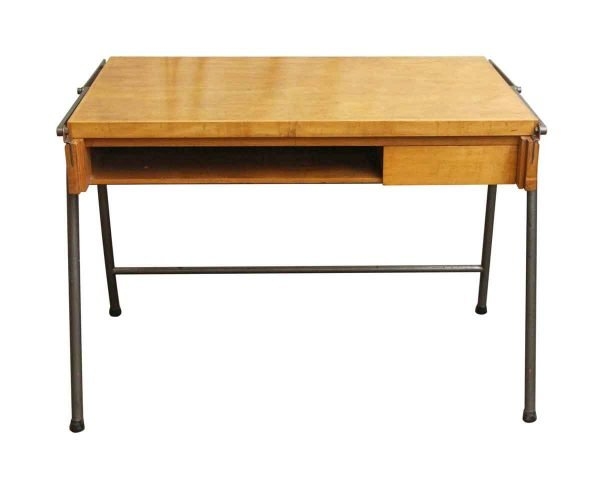 Drafting Tables - European Adjustable Drafting Table Desk