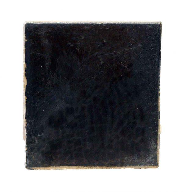 Floor Tiles - Matte Black Tile