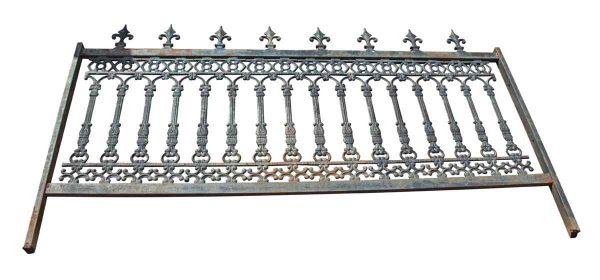 Gates - Ornate Cast Iron Gate
