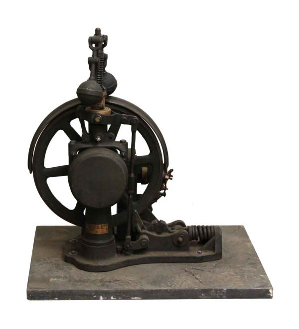 Industrial - Salvaged Speed Governor for an Elevator