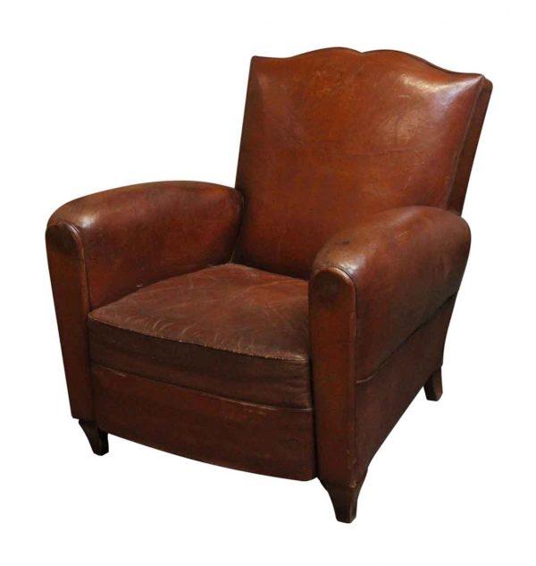 Living Room - Single European Club Chair