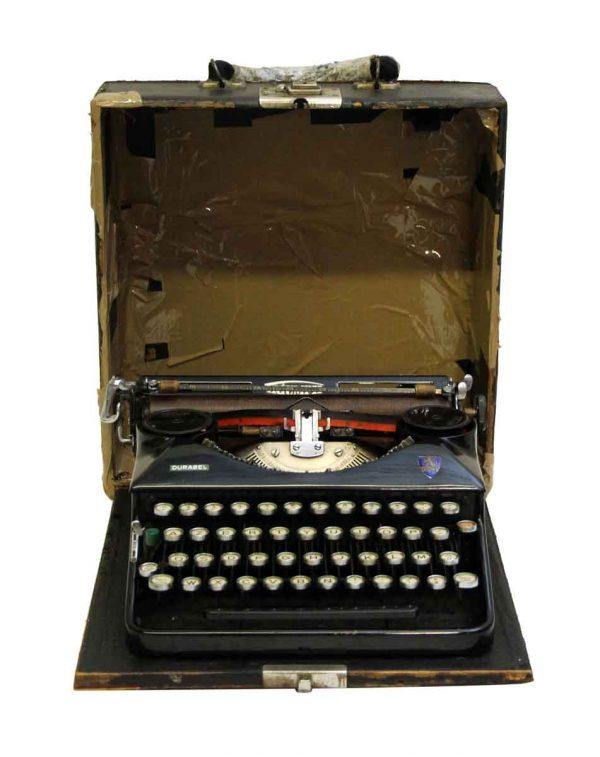 Typewriters - European Triumph Typewriter