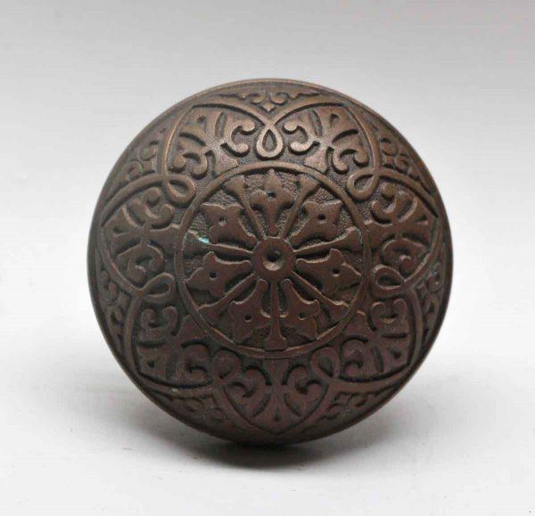 Door Knobs - Antique Hopkins & Dickinson Bronze Classic Door Knob