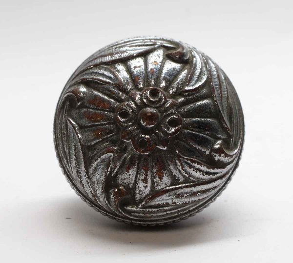 Door Knobs - Bronze Reading Romanesque Milo Entry Door Knob