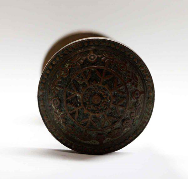 Door Knobs - Bronze Reading Windsor 8 Fold Door Knob Set