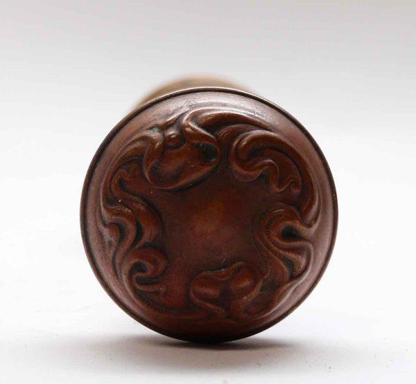 Door Knobs - Entry Brass Sargent Art Nouveau Alby Door Knob Set