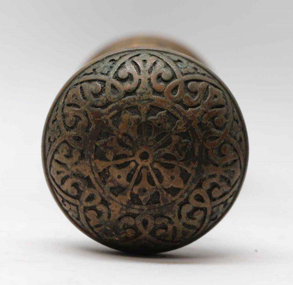 Door Knobs - Pair of Bronze Hopkins & Dickinson Classic Door Knobs