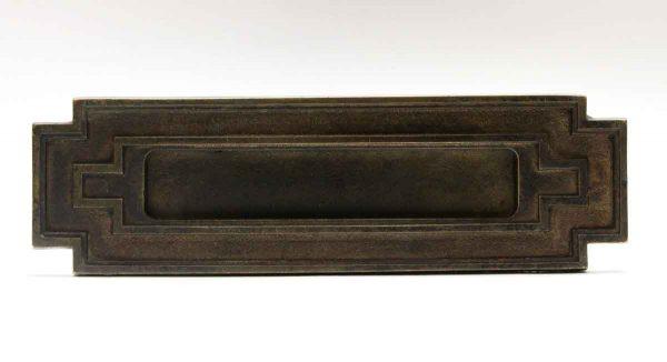 Mail Hardware - Cast Bronze Russwin Mail Door Slot