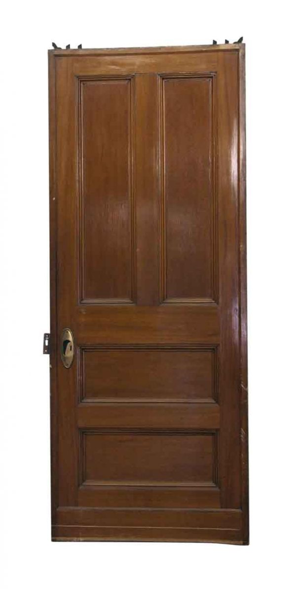 Pocket Doors - Salvaged 36 in. W Pocket Door