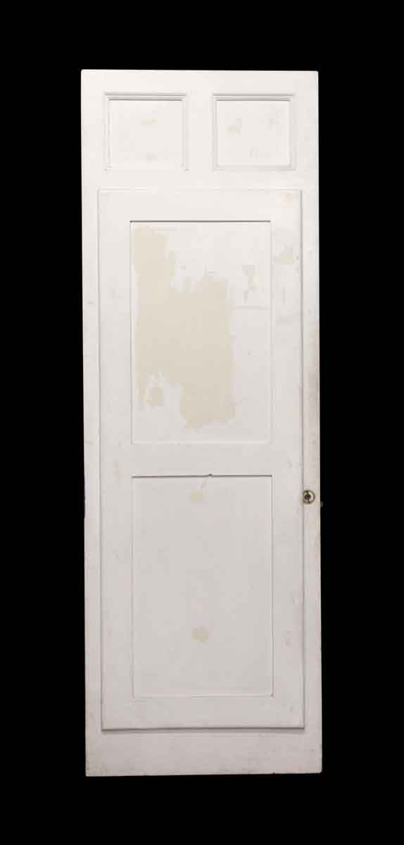 Standard Doors - Four Panel Door with Mirror Back Panel