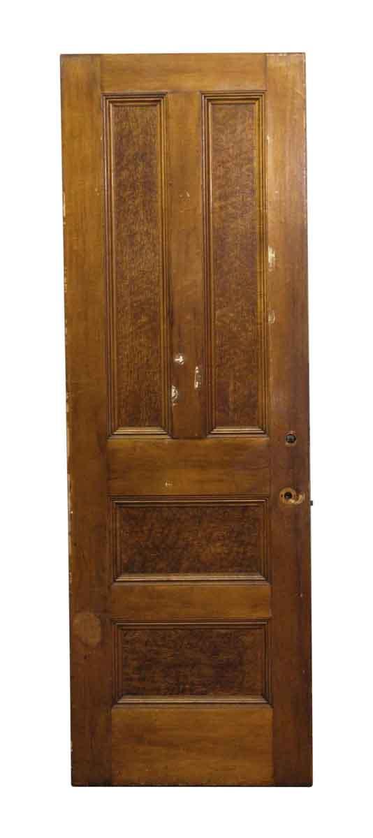 Standard Doors - Vintage Wooden Four Panel Door
