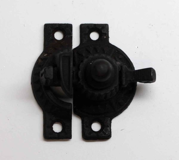Window Hardware - Cast Iron Window Lock
