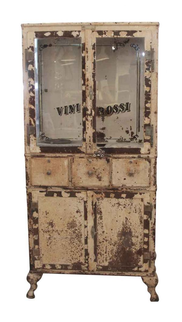 Cabinets - N.S. Low & Co. Beverage Cabinet