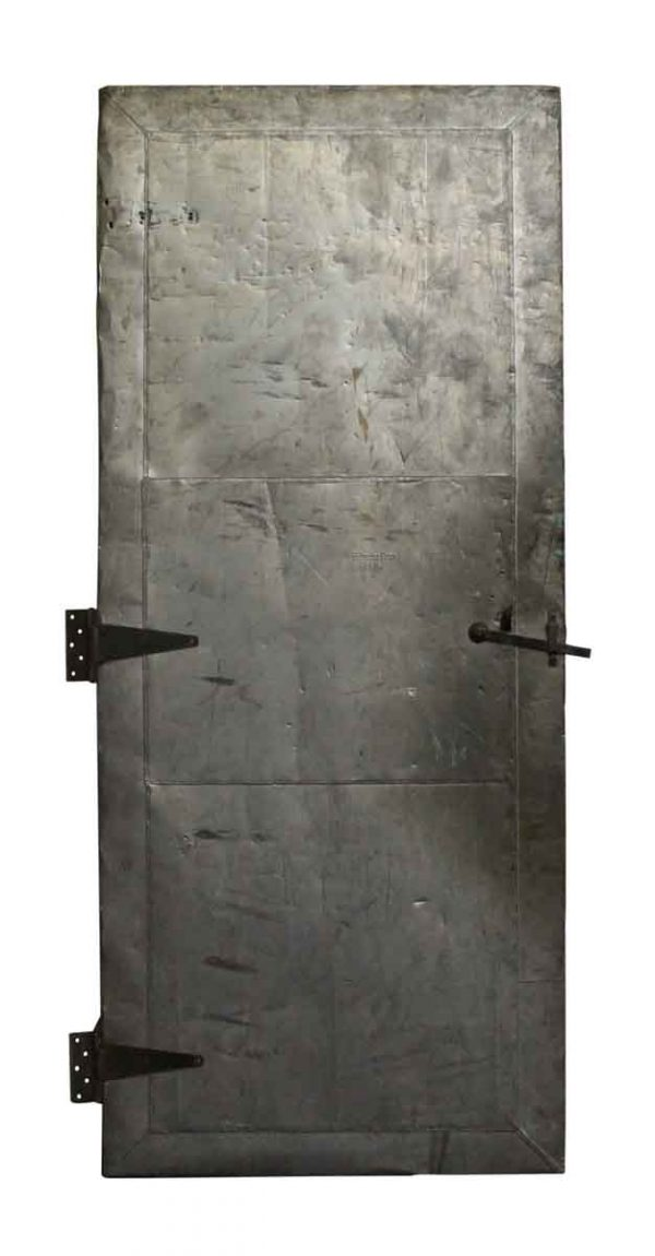 Commercial Doors - Steel Vintage Fire Door