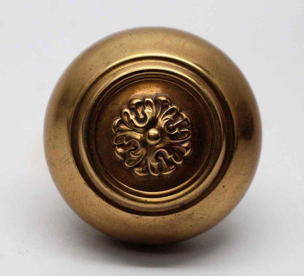 Door Knobs - Brass Concentric Louis XVI Style Decorative Door Knob