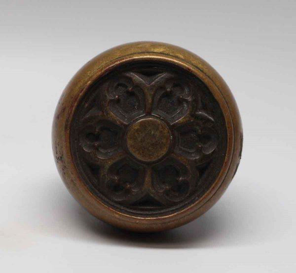 Door Knobs - Bronze Gothic Sargent Belfort Door Knob