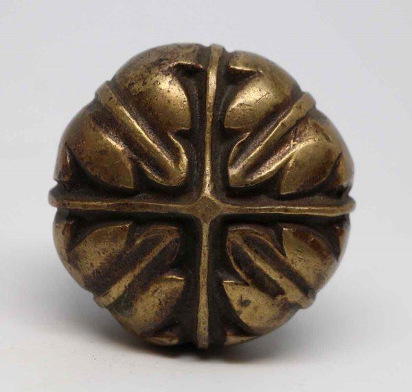 Door Knobs - Cast Bronze 4 Fold Door Knob