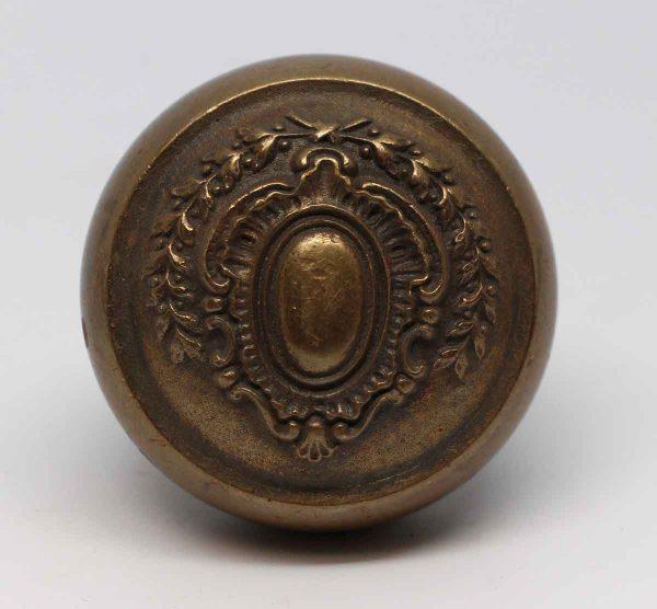 Door Knobs - Sargent Brass Louis XIV Bergerac Door Knob