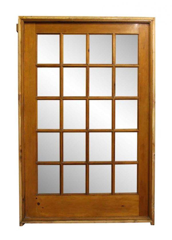 Reclaimed Windows - 20 Pane Wooden Window