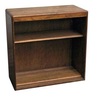 Simple Solid Maple Bookshelf