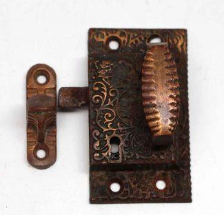 Arts U0026 Crafts Bronze Cabinet Latch