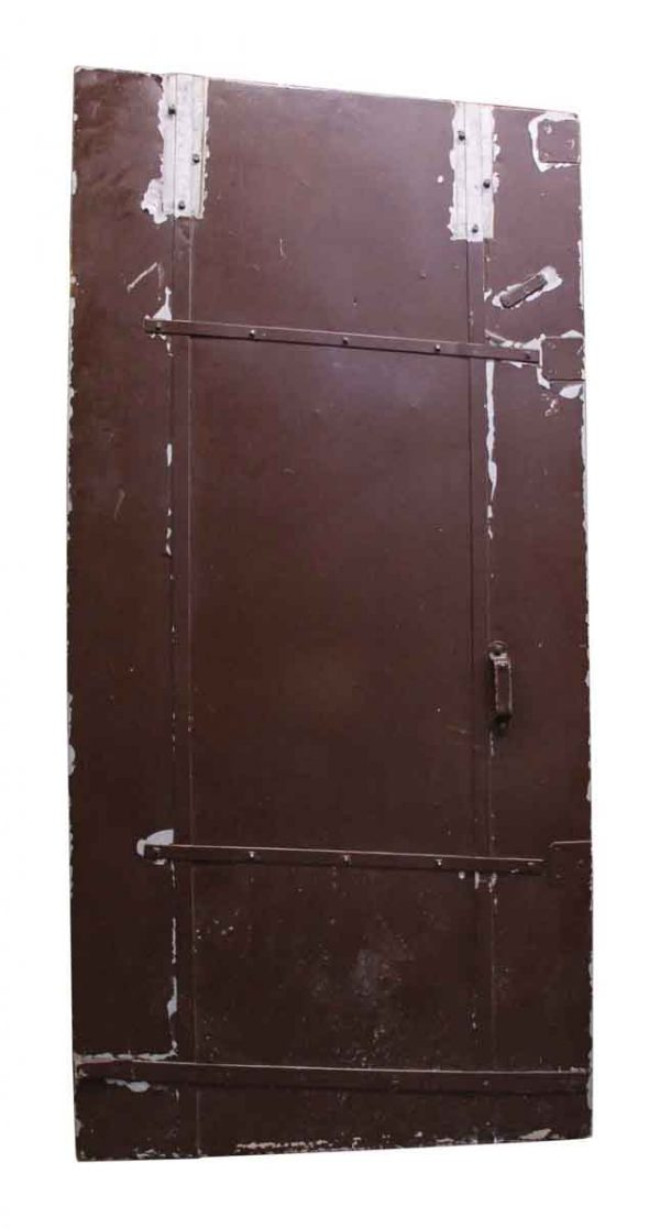 Commercial Doors - Metal Industrial Fire Door